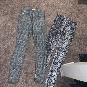 $50 ♈️ mo 7 jeans selling both!